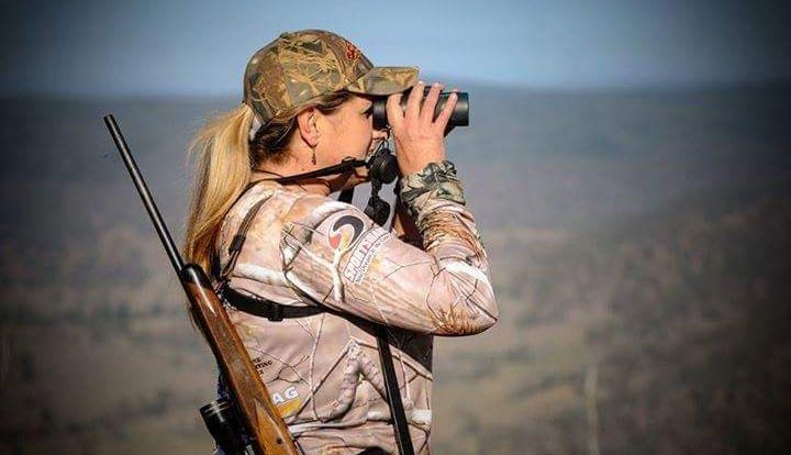 Margaret Botha Professional Hunter